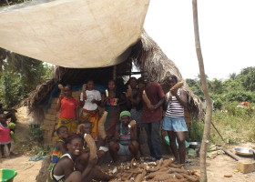 Little Bassa Cassava Mail Project for Sustainable Community
