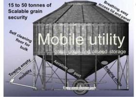 Reversing Grain Post-Harvest Loss (PHL) using Hand held Moisture meters and Mobile Utility Stores