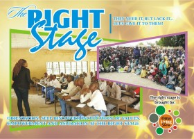 THE RIGHT STAGE.