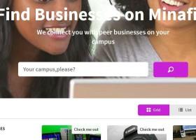 Minafisi Student Marketplace