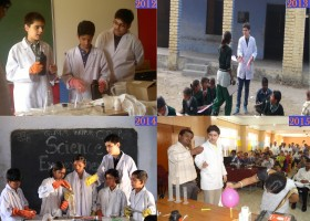DEVELOPING SCIENTIFIC TEMPER & INDIA-AFGHANISTAN TEACHER TRAINING CO-OPERATION