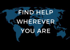 GBV Help Map
