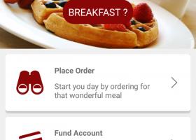 Slick Errand Food service