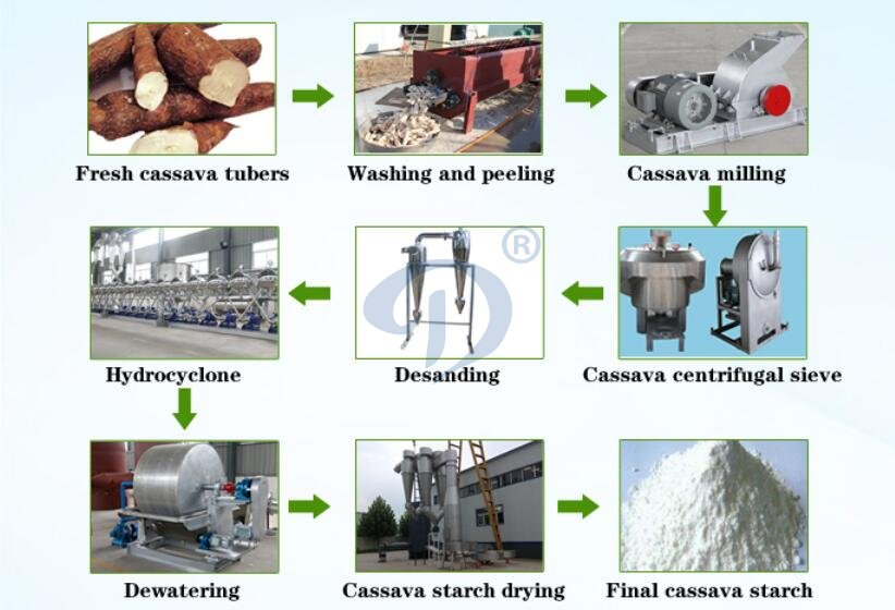 agriculture cassava farming and processing as a means for
