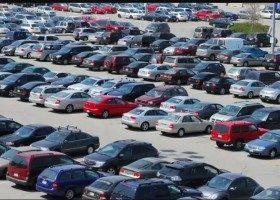 Reserve a parking plot