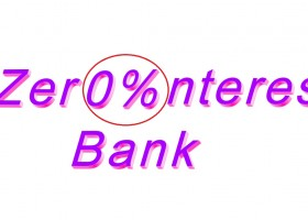 Zer0 %nterest Bank