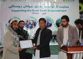 Seed of hope education initiative for rural youth