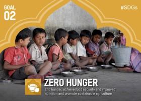 School Feeding Programme To  Zero Hunger