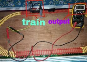 Free Energy Generator using Faraday's Train