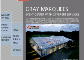 Gray Marquees