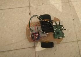 Home Surveillance Robot