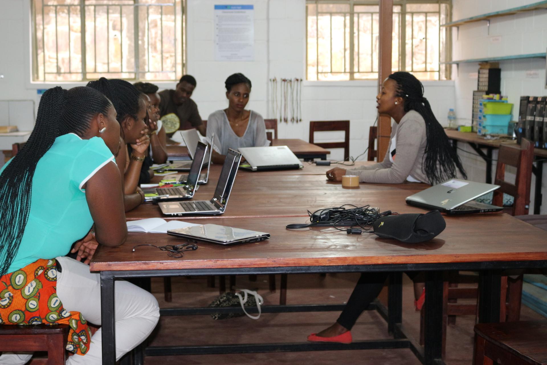 Empower girls Rwanda