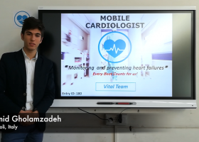 Mobile Cardiologist: Monitoring and Preventing heart failures using E-health methods and smart defib