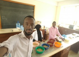 Development of cashew nut milk and cashew nut milk products in Tanzania