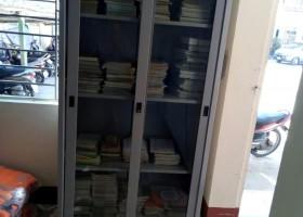 Bookshelf in the remote area (Tủ sách vùng xa in Vietnamese)