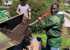 No-till Organic farming for Youth employment