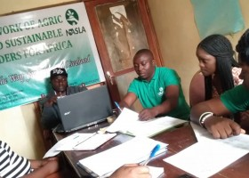 Network of Agric and Sustainable Leaders for Africa (NASLA)
