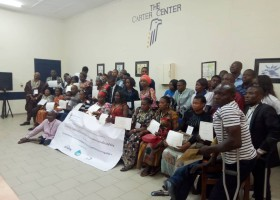 Inclusive entrepreneurship for people with disabilities in DR Congo