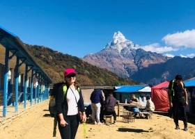 Great Himalayan Trail (GHT) ' Sustainable Tourism and Climate Change' in Nepal