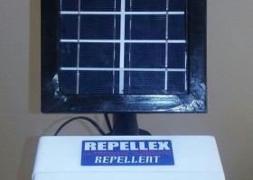 Repellex Ultrasonic Mosquito Repellent