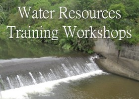 Water Resources Training Workshops