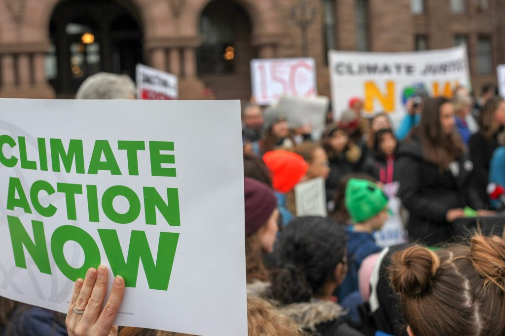 Youth climate action
