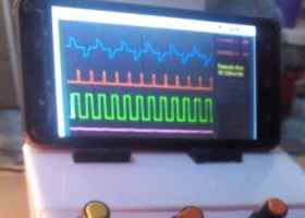 FOUR CHANNEL SMART WEB OSCILLOSCOPE FOR SCIENCE AND ENGINEERING EDUCATION