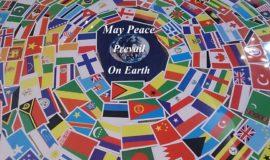 World Peace Dedication Ceremony