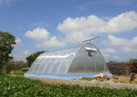 Improving Food Security by Green House Dryer based rural  food Industries