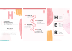 HER: Heal Empower Relief