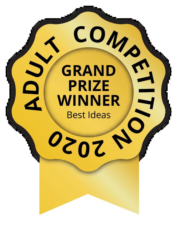 1 prize best ideas adult