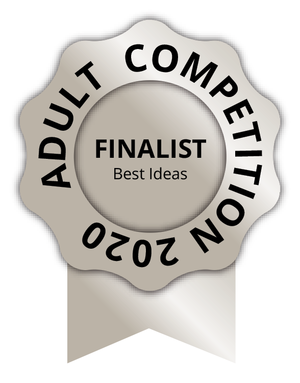 Finalist Best ideas Adult Competition