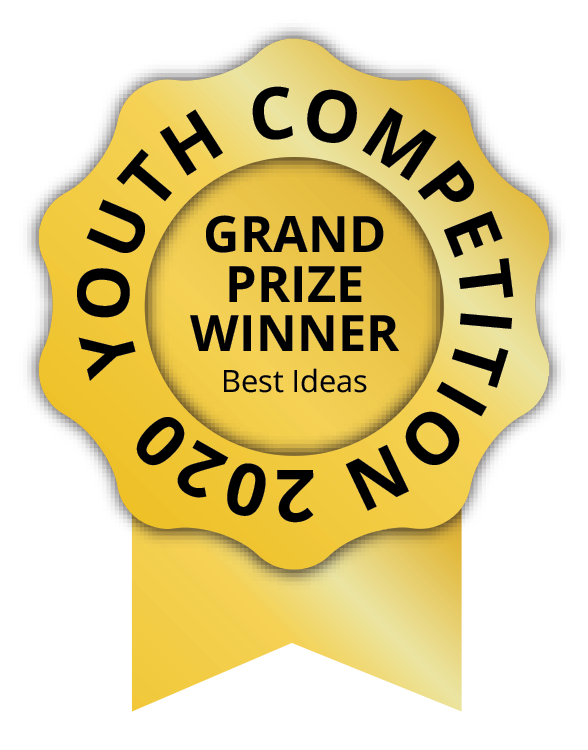 1 prize best ideas youth