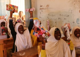 Education opportunities for Marginalized children and those affected by humanitarian situations