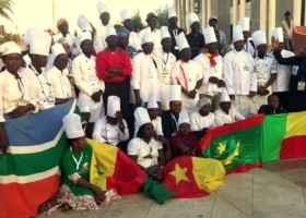 AFRICA GASTRONOMIQUE GROUP  THE DEVELOPMENT OF AFRICAN GASTRONOMY